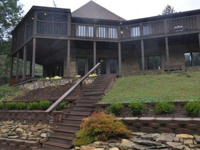 Brown County Indiana Log Cabin With Hot Tub I D Rather Be