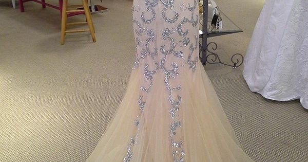 Vintage mermaid dress the gilded gown knoxville tn for Cheap wedding dresses in knoxville tn