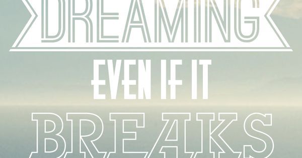 This is a typographic poster I created with a lyric from Eli