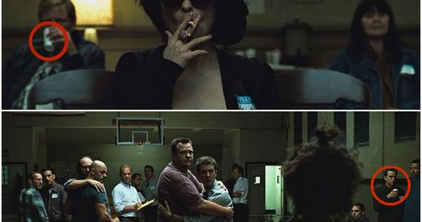 an analysis of fincher directed movie fight club David fincher's the fight club is in the heat of postpro, demanding the authentic   so, how do you mix things up a little when the director of a new action movie.