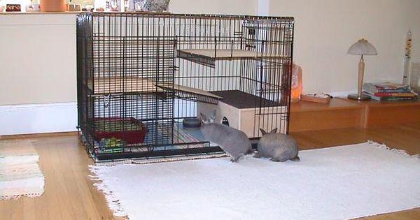 Homemade Rabbit Cages Bunspace Com Forum Pictures Of Homemade Custom Made Bunny Homes Rabbit Cages Rabbit Hutches Diy Rabbit Cage