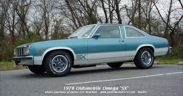 1978 oldsmobile omega sx it looks like a mini 442 cars for 1975 oldsmobile omega salon
