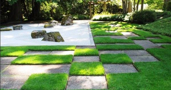 28 japanese garden design ideas to style up your backyard tuinpaden tuin en tuinen - Geplaveid voor allee tuin ...