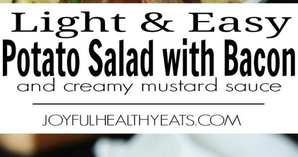 ... Thyme Mustard Sauce | Recipe | Easy Potato Salad, Potato Salad and