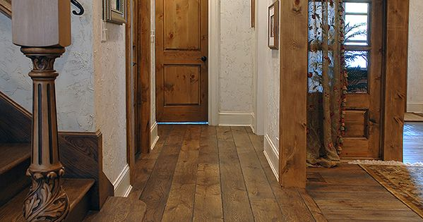 7 1 4 Quot Wide Plank Solid Vintage Grade French Oak Hardwood