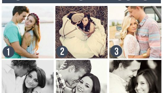 So many couple photo ideas!! 101 Tips and Ideas for Couples Photography