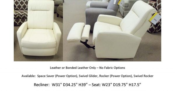 Best Costilla Recliner You Choose The Leather Or Bonded