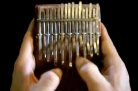 SaReGaMa - Kalimba solo for Lotus beautiful piece! Try keeping the rhythm