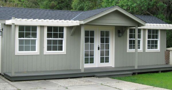 Socal cottages offers prefab cottages that can be for Modular granny flat california