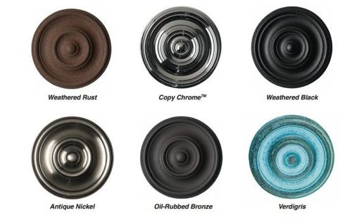 Different Types Of Metal Finishes To Help Me Decide I