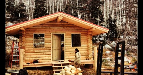 Log cabins uinta log home builders utah log cabin kits for Log cabin kits 1000 square feet