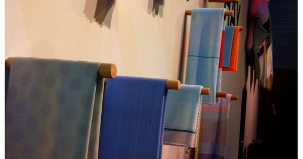 Hay Textiles At Maison Object Photo Tweeted By Seen PR