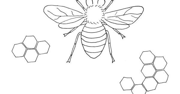 bee embroidery pattern - - inspiration