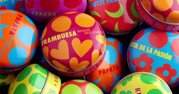 Fruta De La Pasion Lipstick By Agatha Ruiz De La Prada With