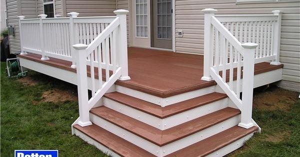 Decking, Porch And