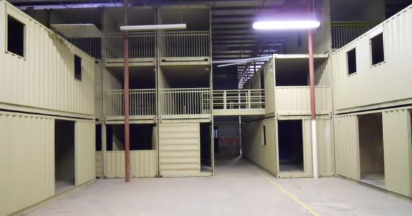 Indoor Airsoft Field Google Search Airsoft Field Paintball Field Paintball