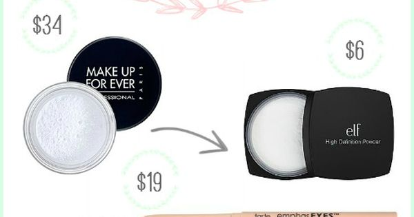 The ULTIMATE blog for drugstore beauty dupes! Blogger has a dupe for