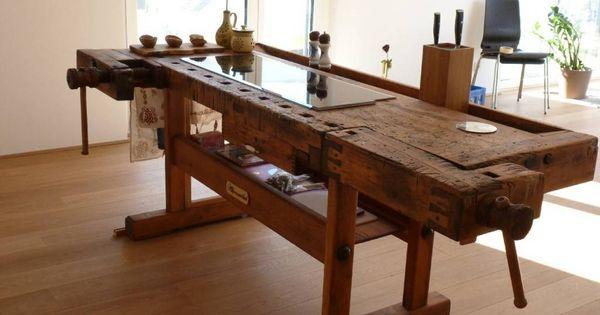Rustikale Esszimmer Bilder: Alpenmöbel Hobelbank Möbel Für Esszimmer Und  Küche | Küche Tisch, Hobelbank Und Esszimmer