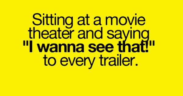 so true then you relize the movie wasn't as it seems when