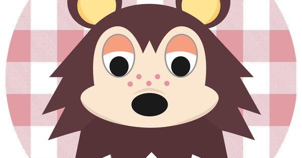 Sabel Sticker In 2020 Animal Crossing Animals Glossier Stickers
