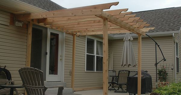 Best Wood Patio Covers Like This Would Also Include Styles That 640 x 480