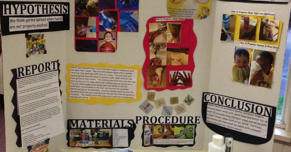 Group Science Fair Projects 74