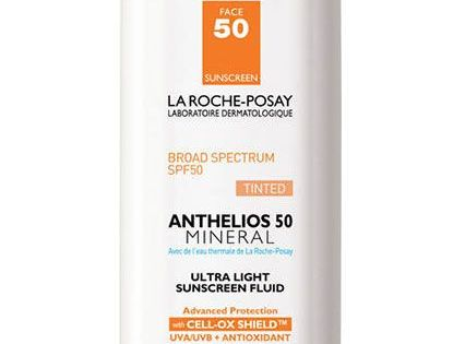 25 Sunscreens That Actually Work For Breakout Prone Skin Facial