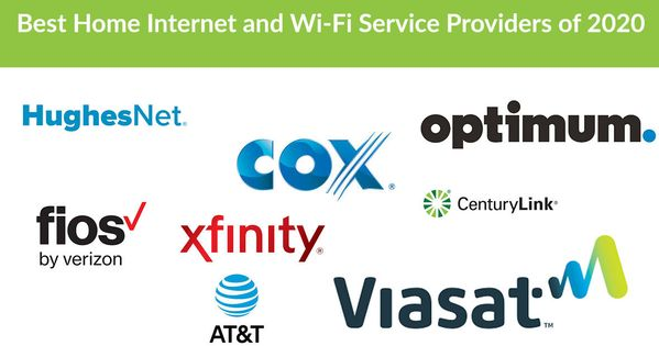 Top 8 Best Wi Fi Service And Home Internet Providers Of 2020 Https Www Cheapinternetserviceprovider J Internet Providers Home Internet Cheap Internet Service