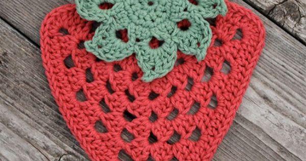 Free Crochet Patterns Using Sugar And Cream Yarn : Crochet this dishcloth using Lily Sugarn Cream yarn ...