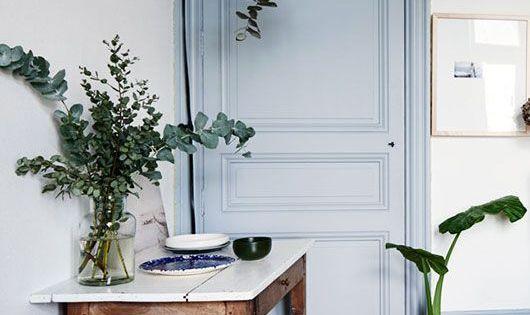 bleu gris couleur de l 39 ann e 2017 dulux valentine d co pinterest dulux valentine ann e. Black Bedroom Furniture Sets. Home Design Ideas