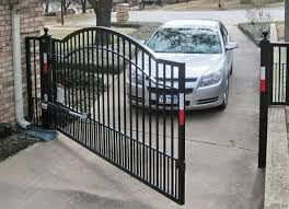 Image Result For Best Fencing For High Winds Driveway Gate Metal Driveway Gates Wrought Iron Driveway Gates