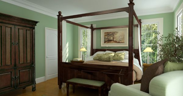 Master Bedroom Love The Mint Green Future Home