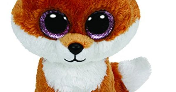 Ty Beanie Boos Slick - Fox TY Beanie Boos http://www ...