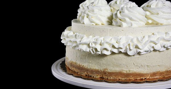 Make The Cheesecake Factory Banana Cream Cheesecake with layer of Bavarian Cream