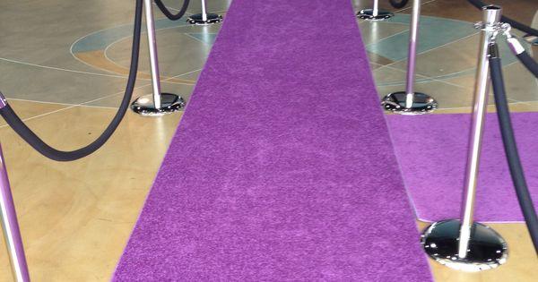 World Victory Church In Atlanta Wanted A Purple Carpet