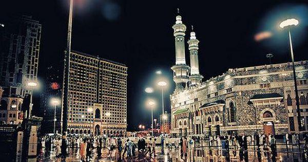30 Breathtaking Examples Of Makkah Photography Makkah Circus Lights Photography