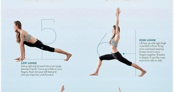 HOW TO GET STRONGER These yoga poses will help you get in
