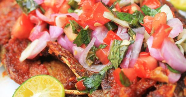 Resep sambal dabu dabu khas manado manadonese raw chilli salsa