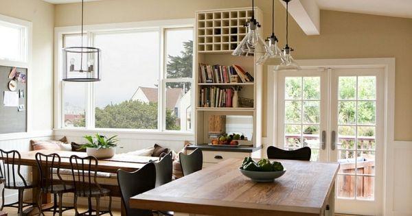 Landhausstil Kuche Einrichtung Ideen - Design