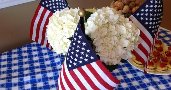 memorial day buffet ideas