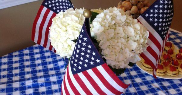 memorial day buffet ideas