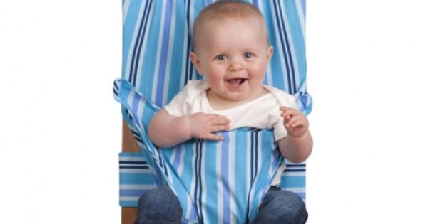 #trendykids the portable high chair. Very cool.