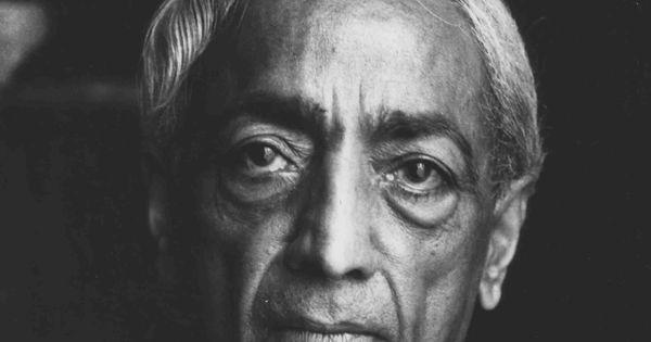 jiddu krishnamurti books freedom from the known pdf