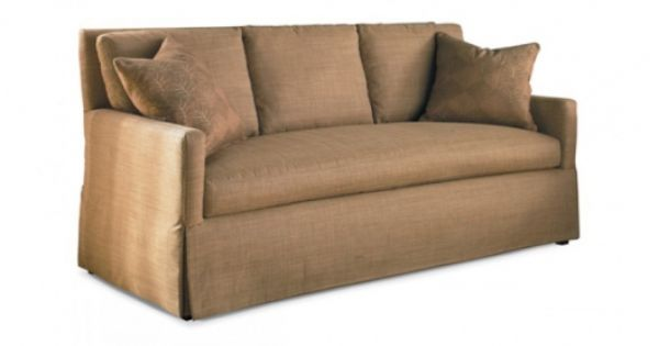 3148 3 sofa h36 w72 d21 loose pillow back arm height 24 Sofa depth