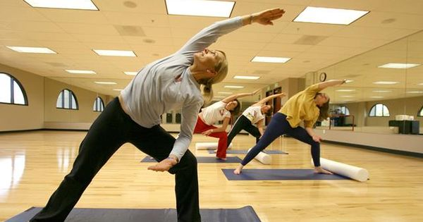 Full Center Members Can Attend Most Yoga Classes Free Of Charge Choose From A Variety Of Yoga Styles Free Yoga Classes Workout Schedule Group Fitness Classes