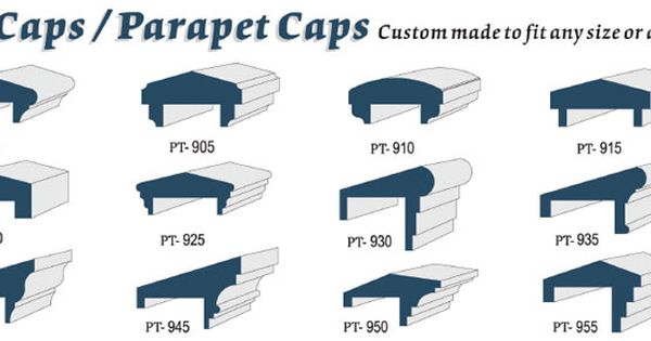 Parapet on your roof cap d 39 agde a house and flat roof for Parapet roof design pictures