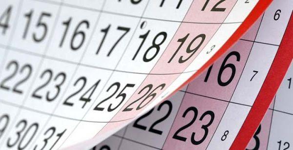 ترتيب الاشهر الميلادية بالانجليزي Editorial Calendar Template Social Media Strategies Calendar
