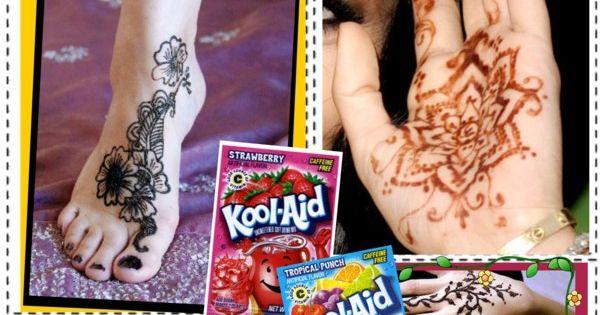 """DiY Henna Tattoo with Kool Aid"" by polyvore-tip-lovies ❤ liked on Polyvore"