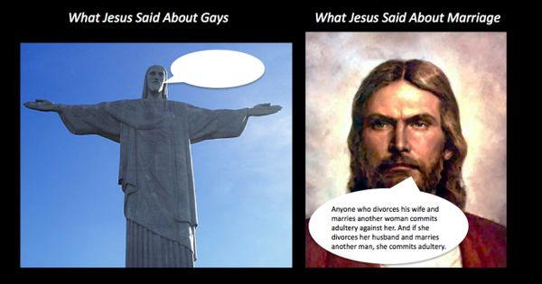 Did jesus say anything about homosexuality galleries 774
