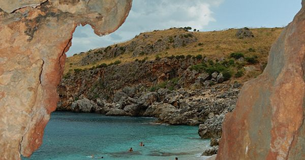 Scopello, Sicily by Vincenzo Giordano, province of Trapani Sicily region Italy
